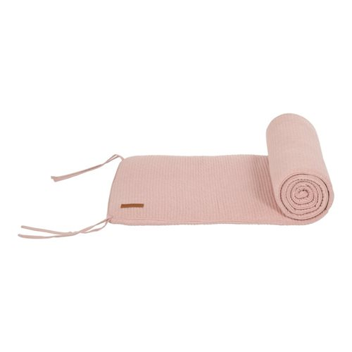 Picture of Cot bumper Pure Pink