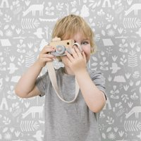 Picture of Wallpaper sample - Adventure Grey