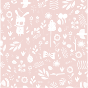 Picture of Wallpaper sample - Adventure Pink