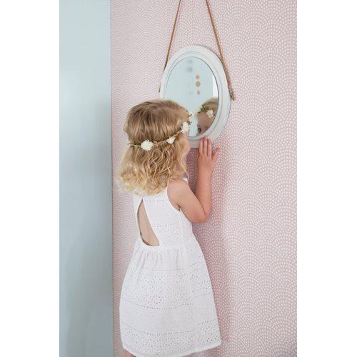 Afbeelding van Behangstaal Vliesbehang - Sprinkles Pink