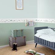 Afbeelding van Behangstaal vliesbehang - Sprinkles mint