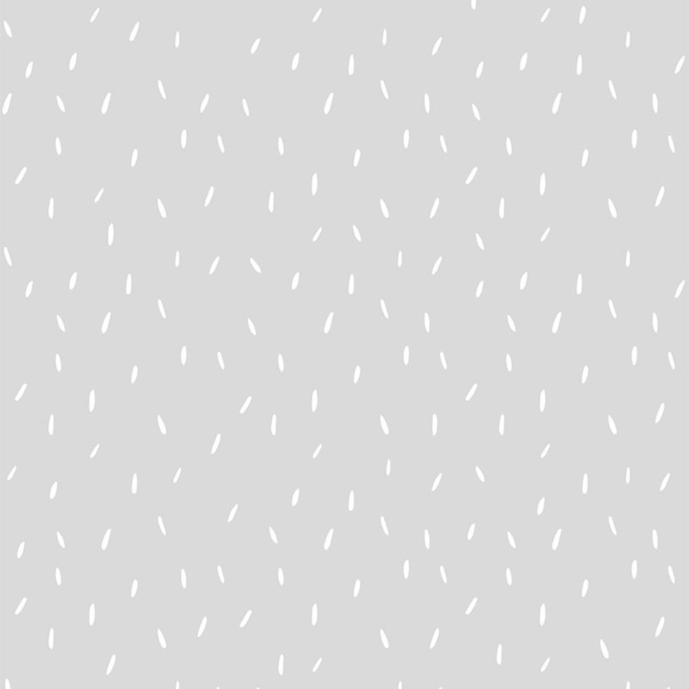 Tapete muster Vliestapete - Sprinkles Grey