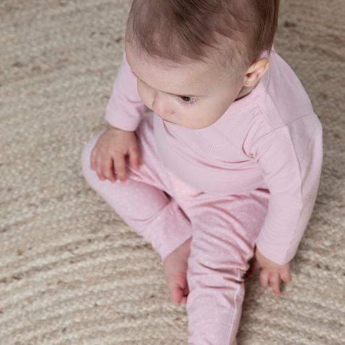 Afbeelding van Baby T-Shirt lange mouw 68 Pink Sprinkles