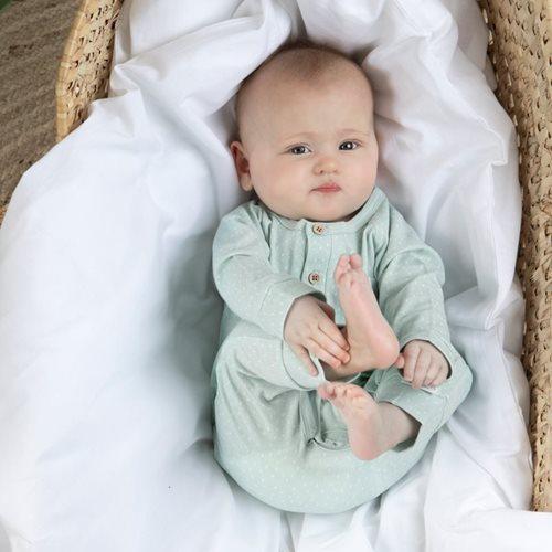 Combinaison bébé 74 Mint Sprinkles