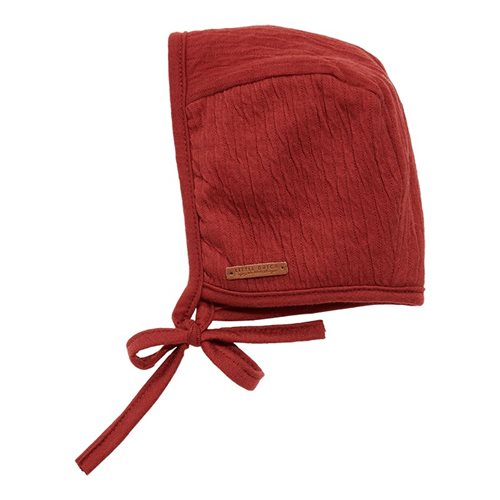 Bonnet bébé Pure Indian Red