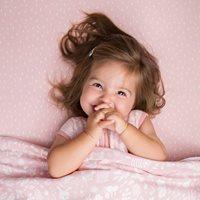 Couverture de lit bébé Adventure Pink