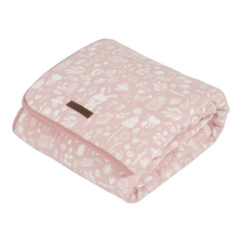 Couverture de berceau Adventure Pink