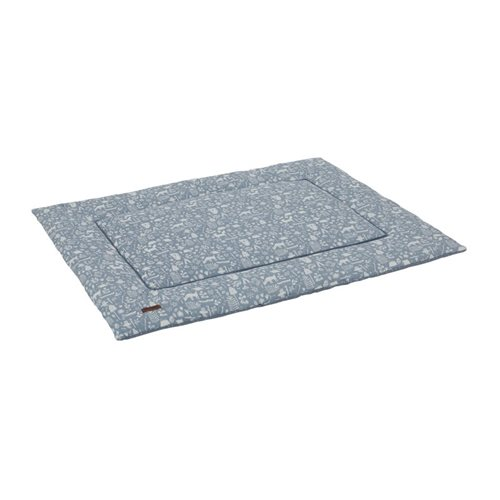 Picture of Playpen mat 80 x 100 Adventure Blue