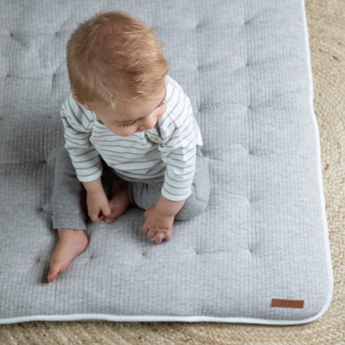 Picture of Playpen mat 80 x 100 Pure Grey