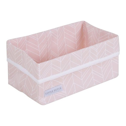 Picture of Storage basket, large Peach Leaves