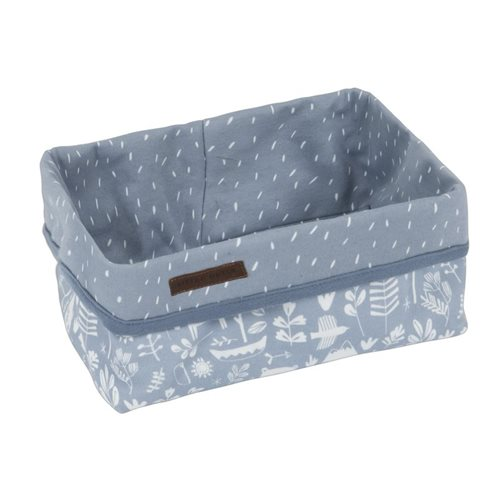 Picture of Storage basket, large Adventure Blue