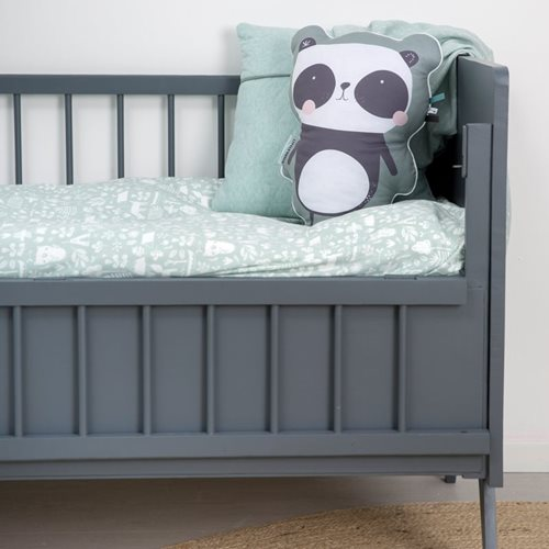 Picture of Cushion panda mint