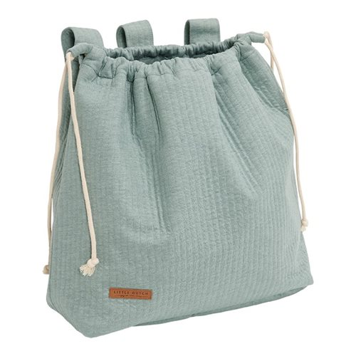 Picture of Playpen toy bag Pure Mint