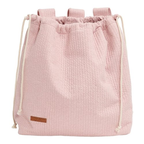 Picture of Playpen toy bag Pure Pink