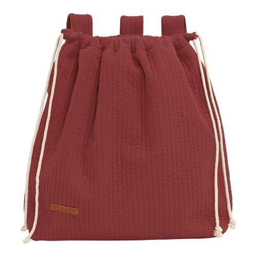 Sac à jouets Pure Indian Red