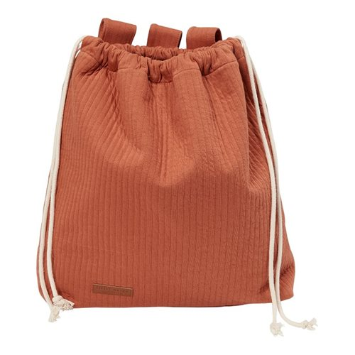 Picture of Playpen toy bag Pure Rust