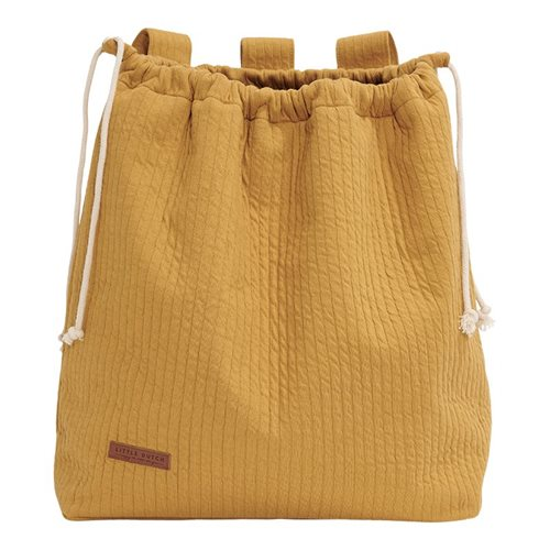 Picture of Playpen toy bag Pure Ochre