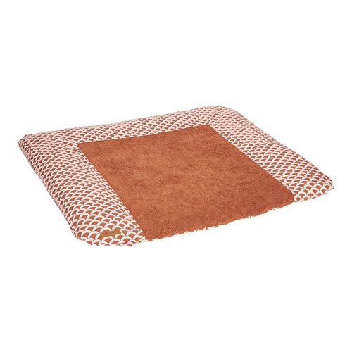 Picture of Changing mat cover Germany Sunrise Rust