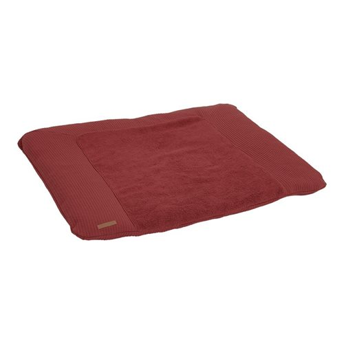 Picture of Changing mat cover Germany Pure Indian Red