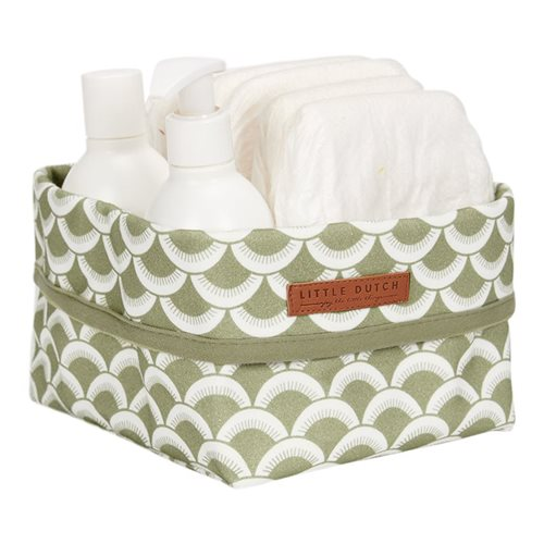 Picture of Storage basket, small Sunrise Olive