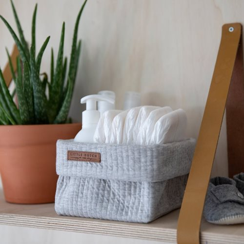 Picture of Storage basket, small Pure Grey