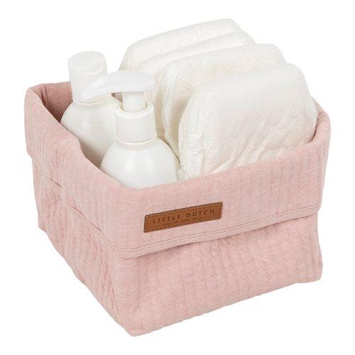 Pflegekörbchen klein Pure Pink