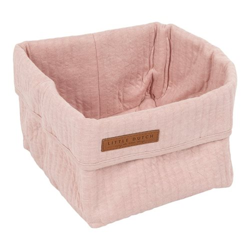 Picture of Storage basket, small Pure Pink