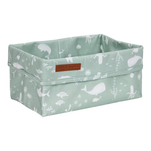 Picture of Storage basket, large Ocean Mint