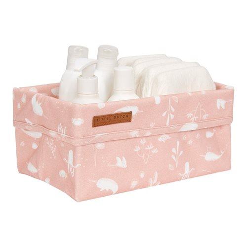 Picture of Storage basket, large Ocean Pink