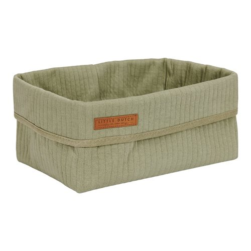 Picture of Storage basket, large Pure Olive
