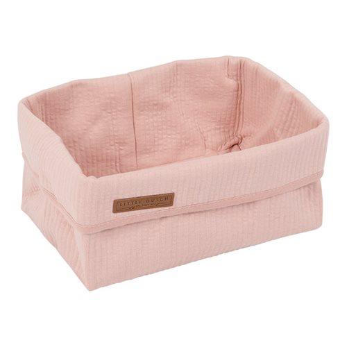 Panier de toilette grand Pure Pink