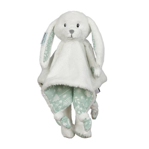 Doudou grand lapin Adventure Mint