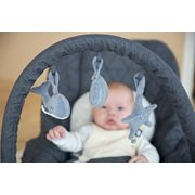 Picture of Bouncing chair luxury - Denim Blue