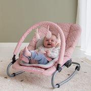 Kinderwippe Luxuriöse - Pink