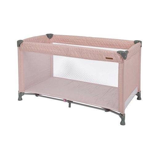 Afbeelding van Campingbedje in tas - Pink