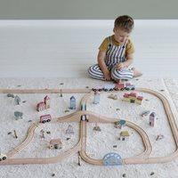 Circuit de train XXL - kit de démarrage