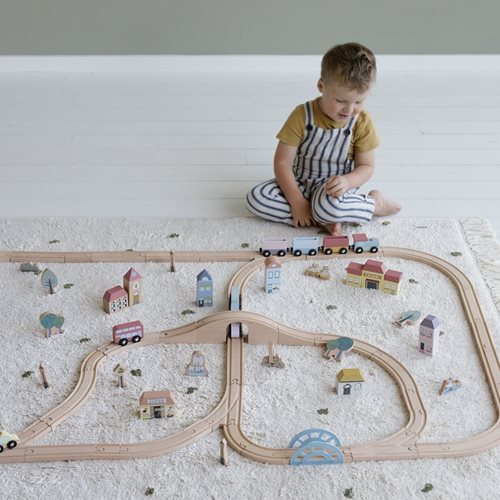 Circuit de train XXL - kit de démarrage