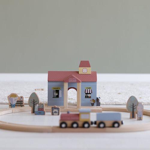 Afbeelding van Treinbaanuitbreiding - treinstation