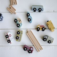 Circuit de train extension - Ensemble de véhicules