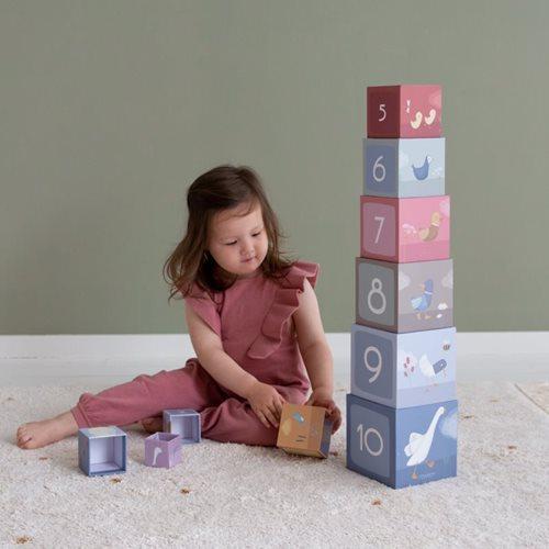 Afbeelding van Stapelblokken Little Goose karton