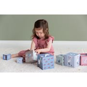 Picture of Stacking blocks Little Goose cardboard