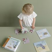 Picture of 4 in a box puzzle Little Goose