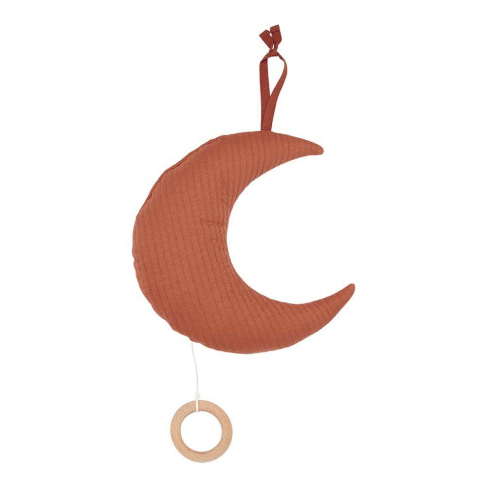 Spieluhr Mond Pure Rust