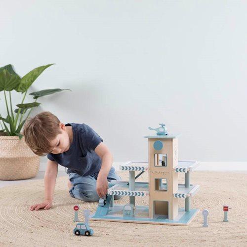 Kinder-Autowerkstatt