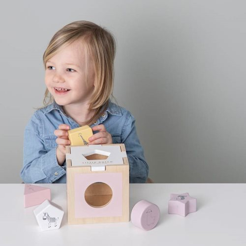 Picture of Shape sorter Zoo pink