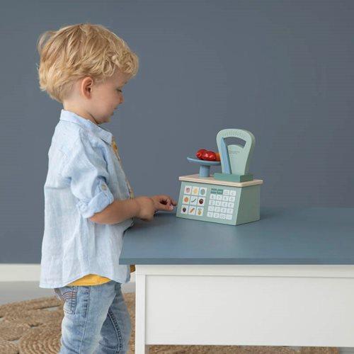 Balance de marchande enfant verte menthe