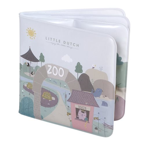 Picture of Bath book Zoo