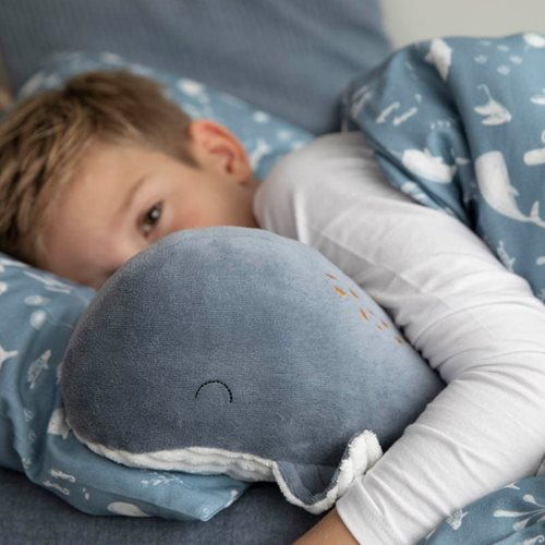 Picture of Large cuddly toy Whale Ocean Blue