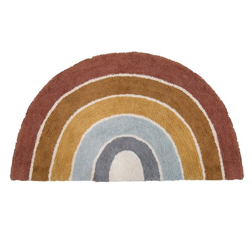 Teppich Rainbow Shape Pure & Nature 80x130cm