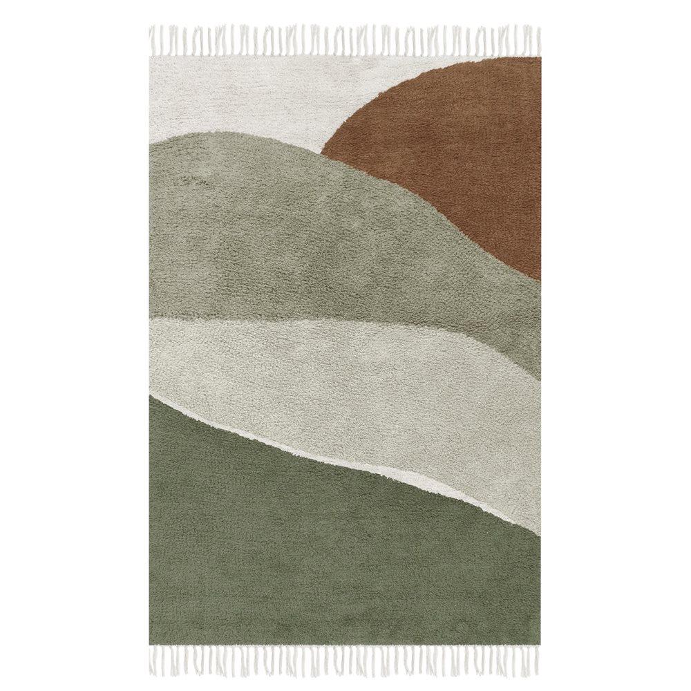 Picture of Rug Horizon Olive 130x90cm